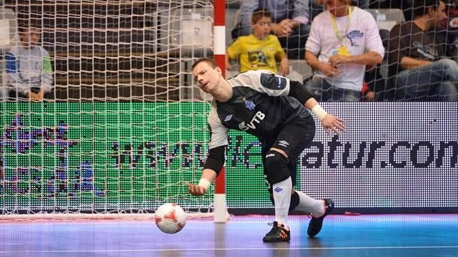 Regras do Futsal relacionas ao guarda-redes