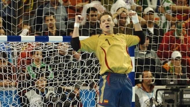 O guarda-redes pode fazer golo no Futsal?