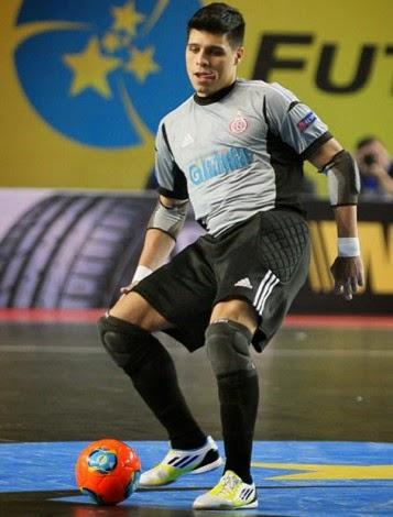 Regras do Futsal para guarda-redes linha