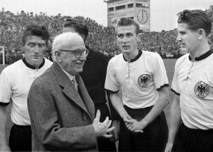 O Criador da Copa do Mundo de Futebol: Jules Rimet