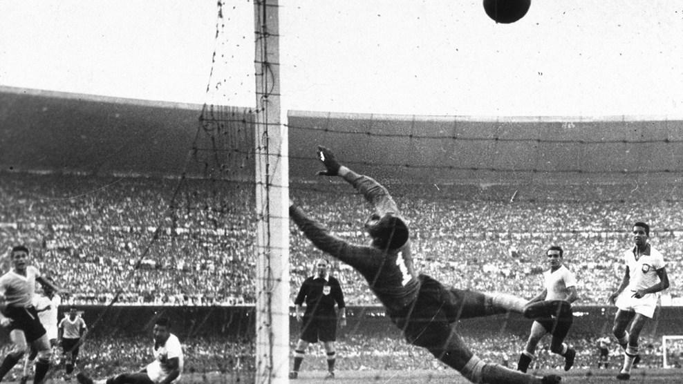 História das Copas do Mundo: Brasil 1950