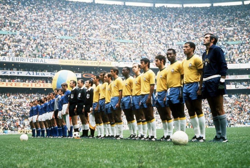 História das Copas do Mundo de Futebol: México 1970