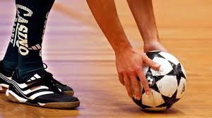 El balón de Fútbol Sala