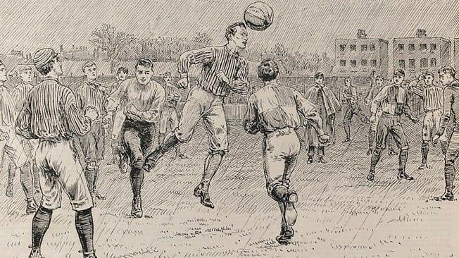 History of Football Soccer