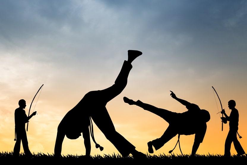 Golpes de Capoeira, os principais movimentos da capoeira