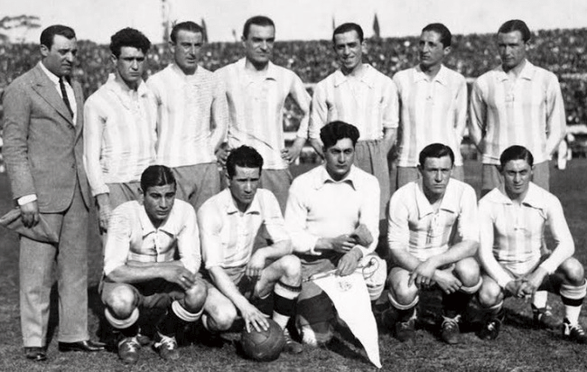 A Primeira Copa do Mundo: 1930 no Uruguai