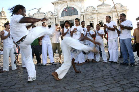 Principais Regras da Capoeira
